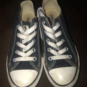 little girls size 13 converse